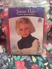Janus 100% Merino Wool,child  Full Coverage Neck Scarf Size 130cm , from Norway