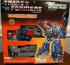 2002 G1 TRANSFORMERS COMMEMORATIVE SERIES II POWERMASTER OPTIMUS PRIME - NIB  For Sale