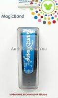 NEW runDisney Blue Magic Band - Link it Later Run Disney MagicBand RETIRED