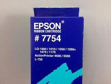 EPSON LQ-1070 NASTRO #7754 Originale ** NUOVO **