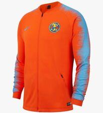 bdbe62ca6 Nike Club America N98 Orange Jacket 2019 Size Small