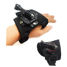 Accessories Glove Style Strap Band Mount Wrist For GoPro Hero 3+/3/2/1 Camera SP