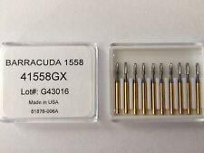MC1558 Barracuda Metal/Crown Cutting Bur 10pk