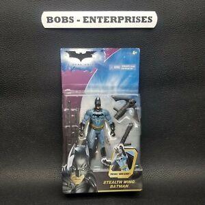 BATMAN-The Dark Knight- 6 inch Stealth Wing Batman E-563