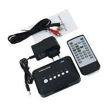 480p Media Center RM/RMVB/AVI/MPEG TV Player with USB and MMC Port IY