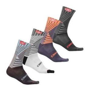 Lot 4 pairs castelli mesh pro cycling socks