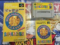 ⭐Super Mario Bros 1,2,3, USA   NINTENDO SUPER FAMICOM SFC   JAPAN NTSC-J🇯🇵⭐