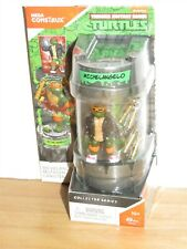 Mega Construx Teenage Mutant Ninja Turtles Michelangelo Mutagen Canister DXF13