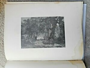 """Antique Australian Book 13 Engravings Including J.W.Curtis & Others """"ORARA"""" 1881"""