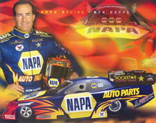 2008 Ron Capps Napa Dodge Charger Funny Car NHRA postcard