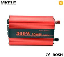 DC24V to AC110V 300W Pure Sine Wave Small Size Electric Power Inverter