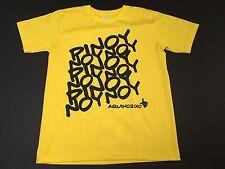 (M) PINOY NOY AQUINO Presidential 2010 Corazon Benigno Yellow Laban Shirt
