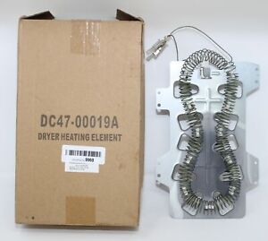 Dryer Heating Element (DC47-00019A) Replacement Repair Compatible With Samsung