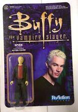 Buffy The Vampire Slayer Spike Reaction Retro Figure Funko Toys James Marsters