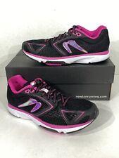 Newton Running Distance 8 Women's Sz 6 Black/Pink Athletic Running Shoes X4-101