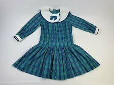 Vintage Rare Editions Girls Sz 8 Dress USA Excellent Preowned Condition