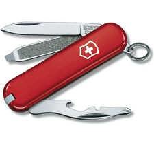 Victorinox Swiss Army Knife Rally Red 54021 NEW in Box