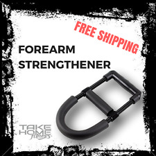 Wrist and Forearm Strength Exerciser Builder by Take Home Fitness