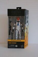 "Star Wars Clone Wars Black Series 6"" Inch Ahsoka's Clone Trooper NEW"