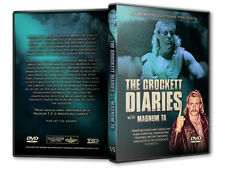 The Crockett Diaries - Magnum TA DVD, NWA Mid Atlantic Wrestling WCW WWE JCP