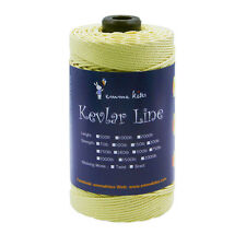 500ft 1000lbs Braided Kevlar Line String Rope Fishing Kite Camping Survival Cord