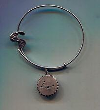 celestial pisces bracelet bangle Alex & Ani silver