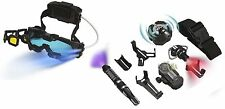 SpyX Night Mission Goggles+Micro Gear Set-for the ULTIMATE Spy! Boys 6+ NEW 2016