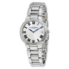 Raymond Weil Jasmine Silver Dial Stainless Steel Ladies Watch 5235-ST-01659