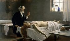 Antique Post Mortem Autopsy Photo 190 Bizarre Odd Strange