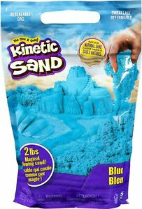 Kinetic Sand The Original Moldable Sensory Play Sand, Color Variation 2 Pounds