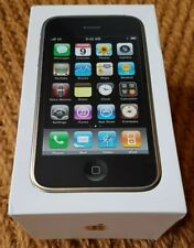 Apple iPhone 3GS White 16GB EMPTY Box Cellophane Sim Eject Tool Paperwork Tray