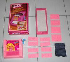 BARBIE Atelier d'alta moda – Mattel 3271 del 1980 Fashion Maker Gira la moda Mod