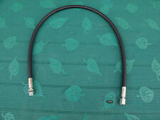 HIGH PRESSURE SCUBA DIVING HOSE WITH SWIVEL PIN FOR SPG OR GAUGE CONSOLE NEW