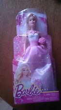 Von Mattel edition Barbie   in Rosa Kleid    .Neu OVP