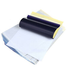 25 sheets A4 Size Transfer Tracing Paper Tattoo Carbon Stencil Transfer Paper