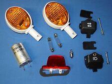 Simson Schwalbe KR51/1 KR51/2  Blinker Blinkgeber Parkleuchte Schalter Set 6V