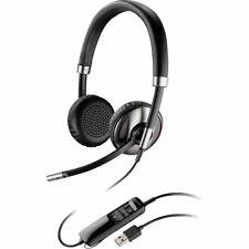Plantronics Blackwire C720-M Binaural Corded USB Bluetooth Headset 87506-11