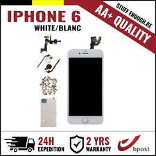 AA+ LCD SCREEN DIGITIZER/SCHERM/ÉCRAN ASSEMBLY WHITE BLANC FOR IPHONE 6 4.7""