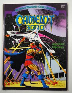 Comic - Camelot 3000 - Angriff der Ungeheuer - Ehapa Verlag