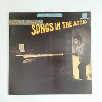 BILLY JOEL Songs In The Attic HC47461 Half Speed LP Vinyl VG++ Cvr VG++ GF Insrt