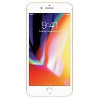 Apple iPhone 8 Plus 64GB Gold AT&T MQ8V2LL/A A1897 GSM