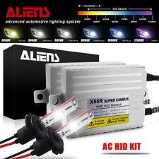 Aliens AC 55W CANBUS XENON HID KIT CONVERSION Headlight H7 ERROR FREE 6000K 6k