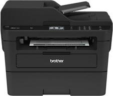 Brother - MFC-L2750DW Wireless Black-and-White All-In-One Printer - Gray