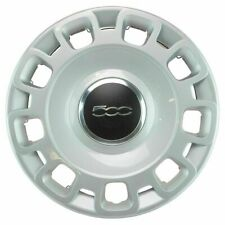 "Genuine Fiat 68078420AC Wheel Cover 2012-2017 FIAT 500 15"" STEEL WHEEL"