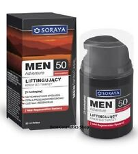 SORAYA Men Adventure: Lifting Face Cream 4 Men 50+/ 50 ml Airless/1.6 fl.oz