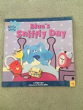 Blues Clues: Blues Sniffly Day