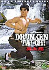 Drunken Tai Chi- Hong Kong Kung Fu Martial Arts Action movie DVD - NEW DVD