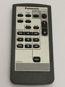 Panasonic LSSQ 0336 Remote Control For Video Camera
