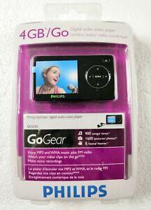 Philips GoGear SA3245 Black Digital Media Player