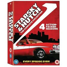 Starsky and Hutch The Complete Collection 5035822574113 DVD Region 2